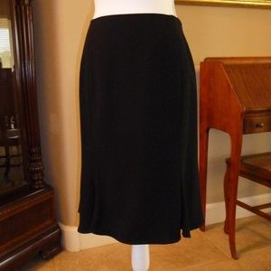 Black Tulip Skirt sz 14
